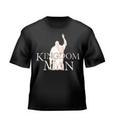 Kingdom Man T Shirt: 4XL