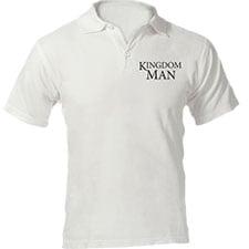 Kingdom Man Polo Shirt
