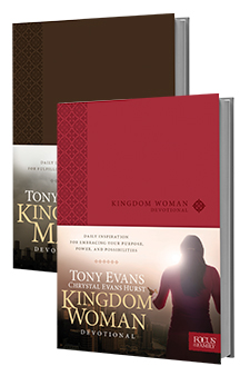 Kingdom Man Devo & Kingdom Woman Devo - Package