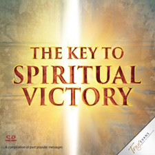 Claiming Your Spiritual Victory (The Key to Spiritual Victory Series)