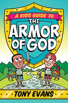A Kid's Guide to the Armor of God Study Guide