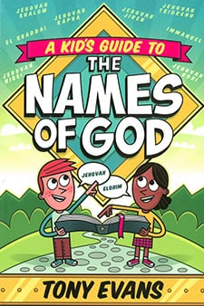 A Kid's Guide to the Names of God Study Guide