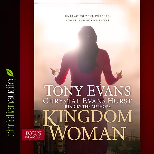 Audio Book - Kingdom Woman