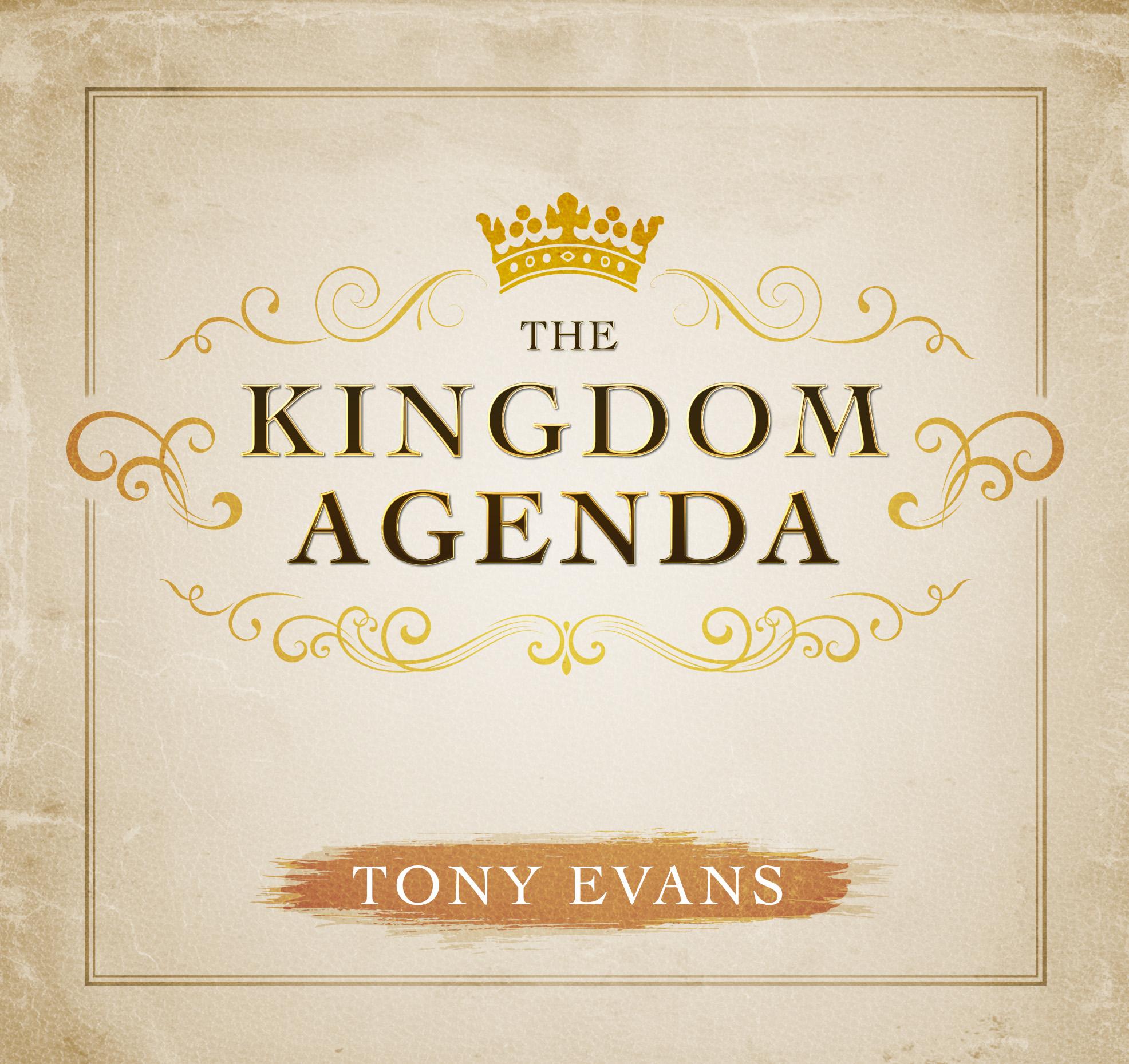 The Authority of the Kingdom Agenda (The Kingdom Agenda Series)
