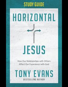Personal Horizontal Jesus Study Guide (White)