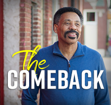 Bringing God Your Emptiness (The Comeback Series)