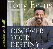 Audio Book - Discover Your Destiny