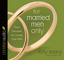 Audio Book - For Married Men Only