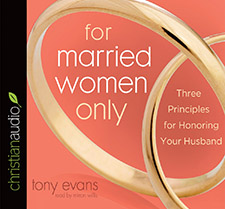 Audio Book - For Married Women Only