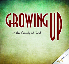 Cultivating an Authentic Community (Growing Up in the Family of God Series)