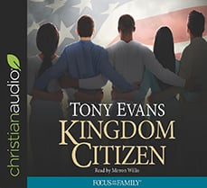 Audio Book - Kingdom Citizen