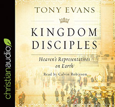 Audio Book - Kingdom Disciples