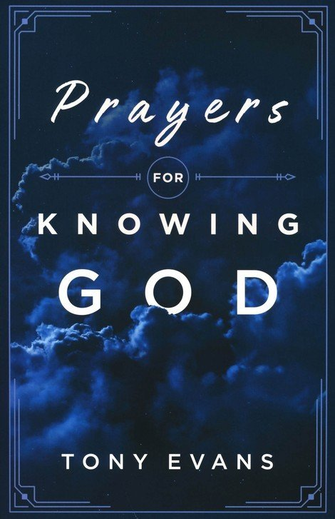 Prayers for Knowing God