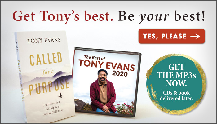 Best of Tony Evans 2020 CD Series by Tony Evans