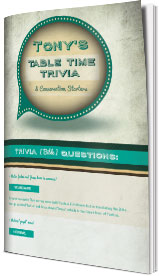 Table Time Trivia