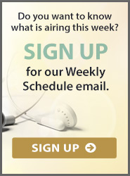 Weekly Broadcast Tony Evans