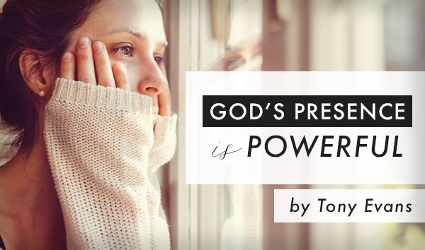 God's Presence is Powerful
