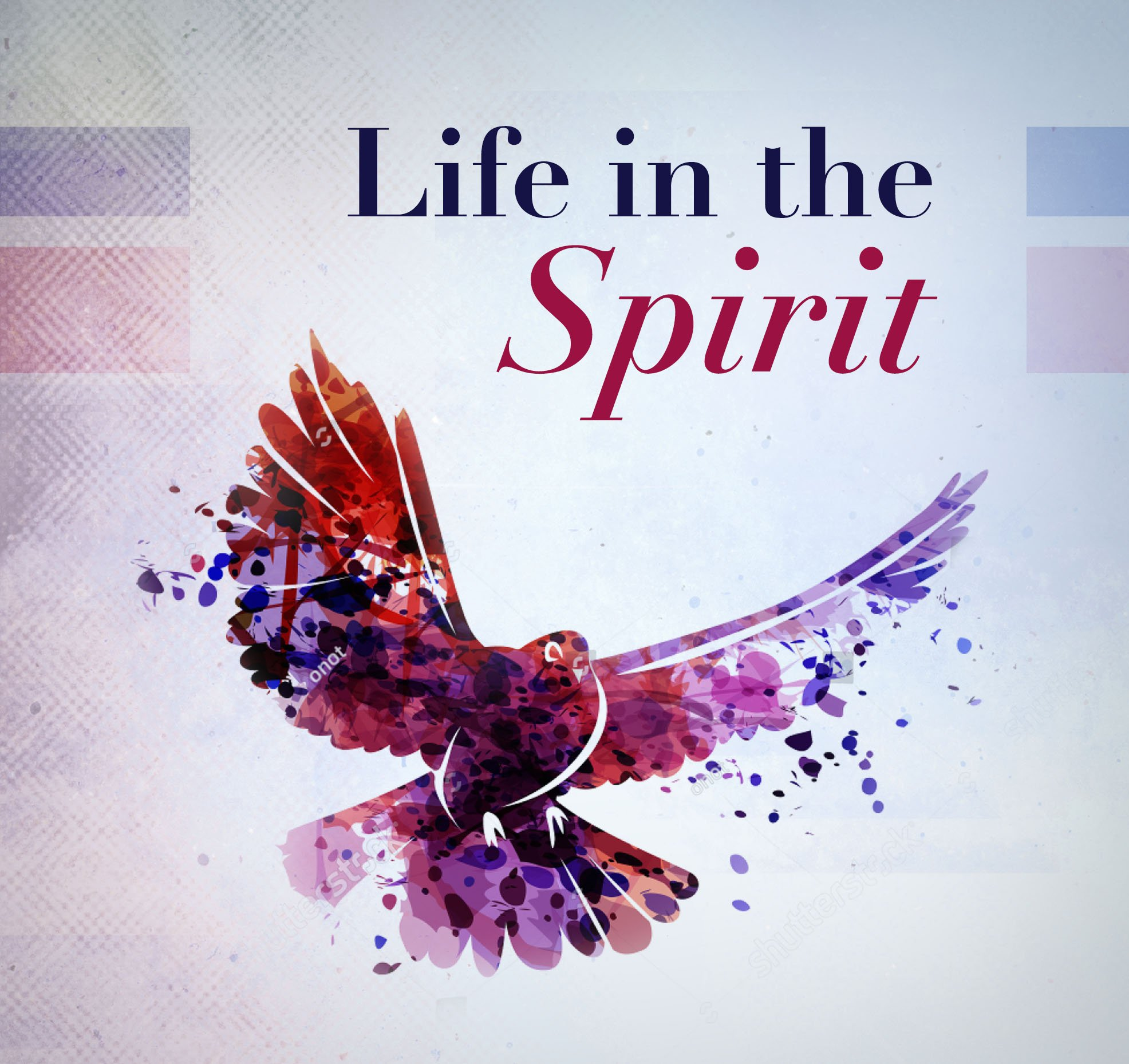 Life In The Spirit - CD Series