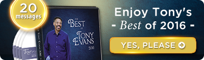 Best of Tony Evans 2016