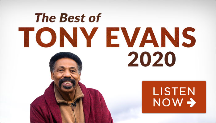 The Best of Tony Evans 2020 sermon series